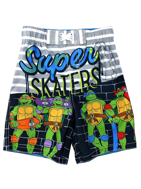 TMNT Ninja Turtles Boys Swimwear