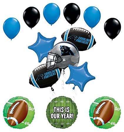 info for f1f9d c6923 Amazon.com: Mayflower Products Carolina Panthers Football ...