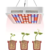 Aogled 1000W Grow Lights for Indoor Plants Full Spectrum,LED Panel Plant Light for Indoor Hydroponic,Greenhouse and Grow Tent