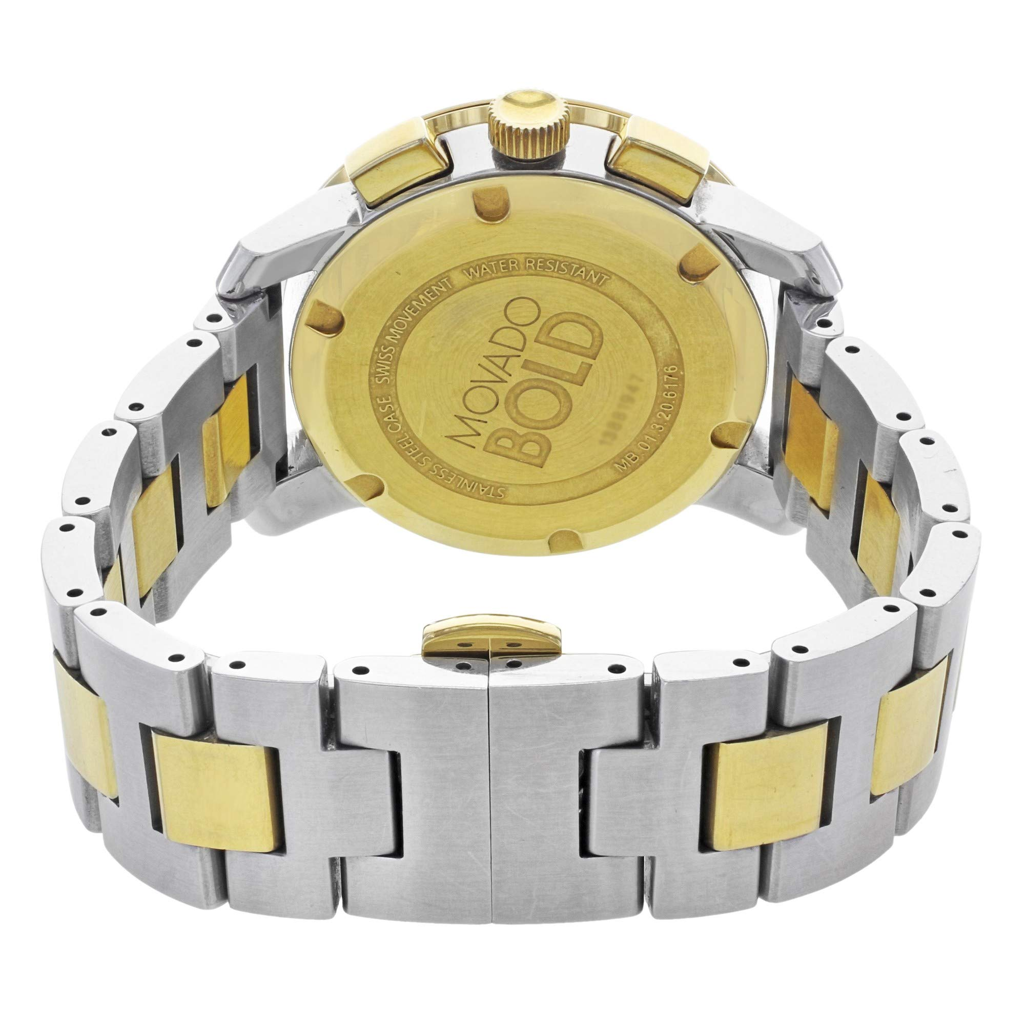 Movado Bold Quartz Male Watch 3600357 (Certified Pre-Owned) by Movado (Image #2)