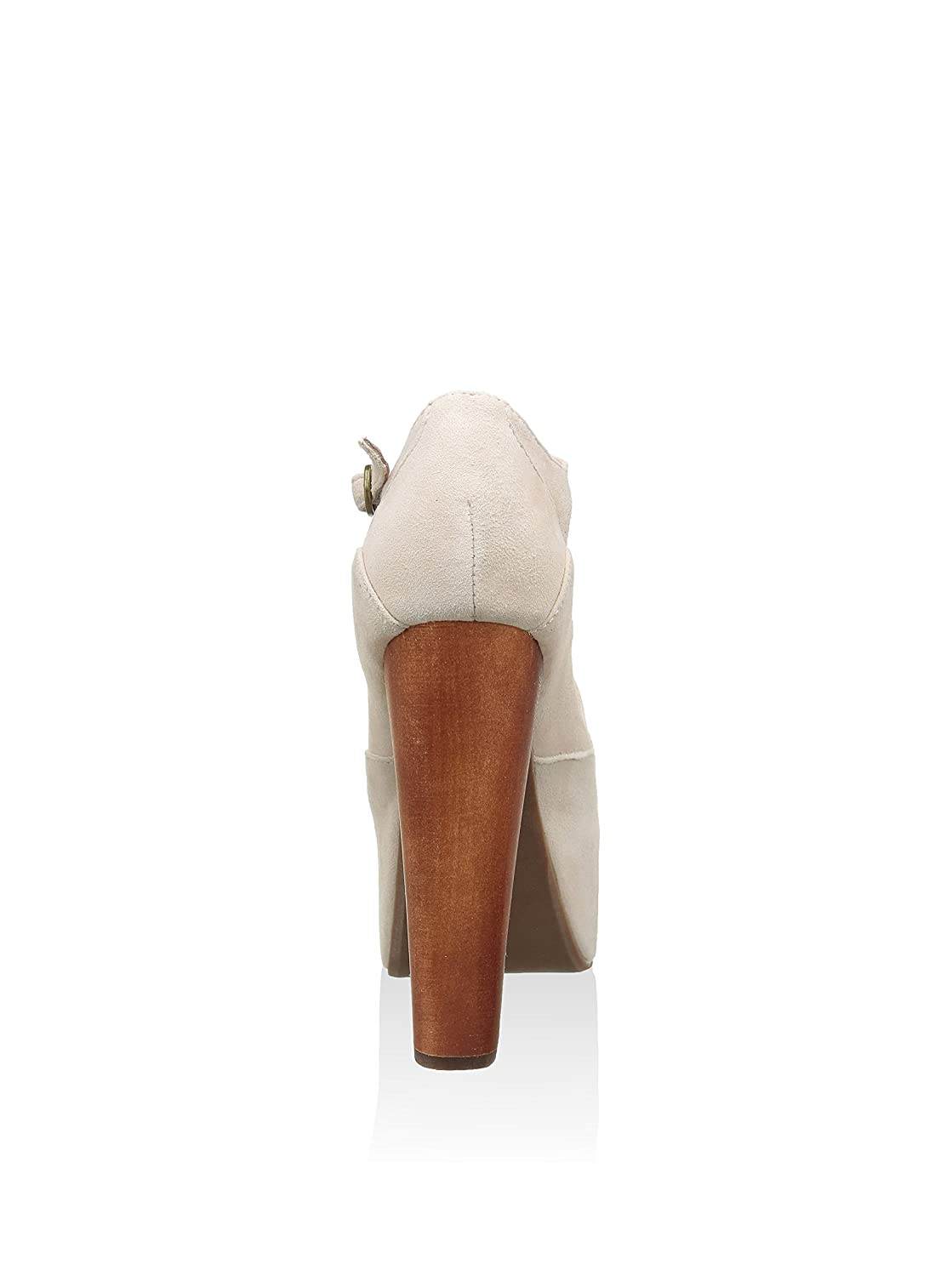 Jeffrey Foxy Campbell Damen Foxy Jeffrey Suede Pumps 2c8485
