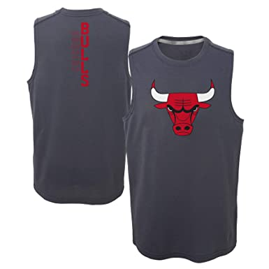 NBA Chicago Bulls, Chaleco Deportivo para Niños: Amazon.es: Ropa y accesorios