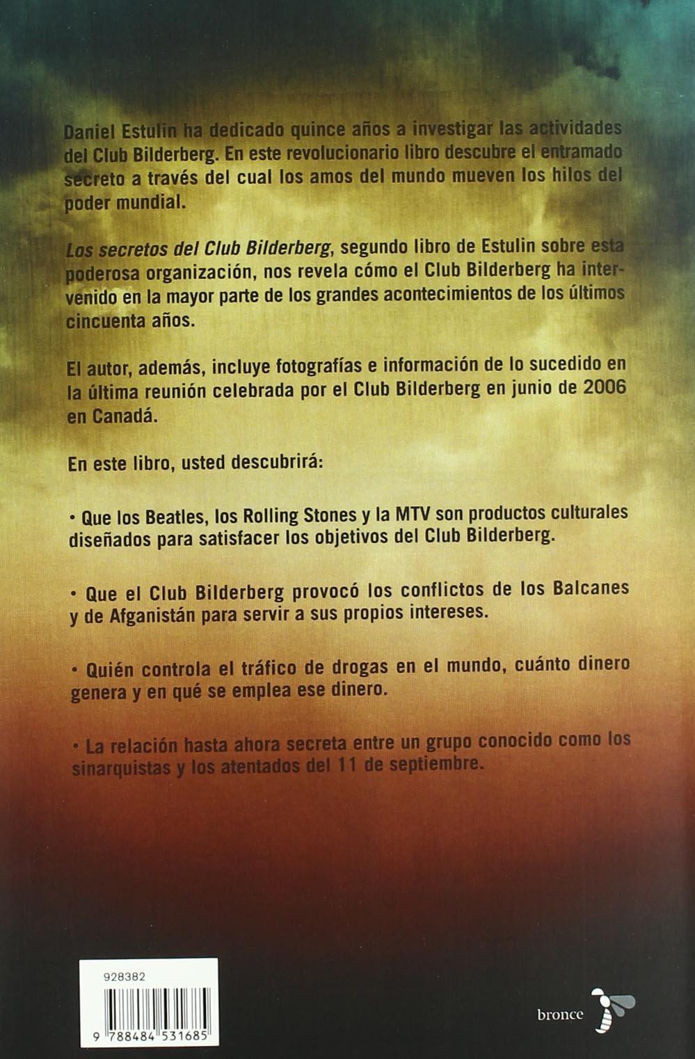 Los secretos del club Bilderberg (Spanish Edition): Daniel Estulin ...