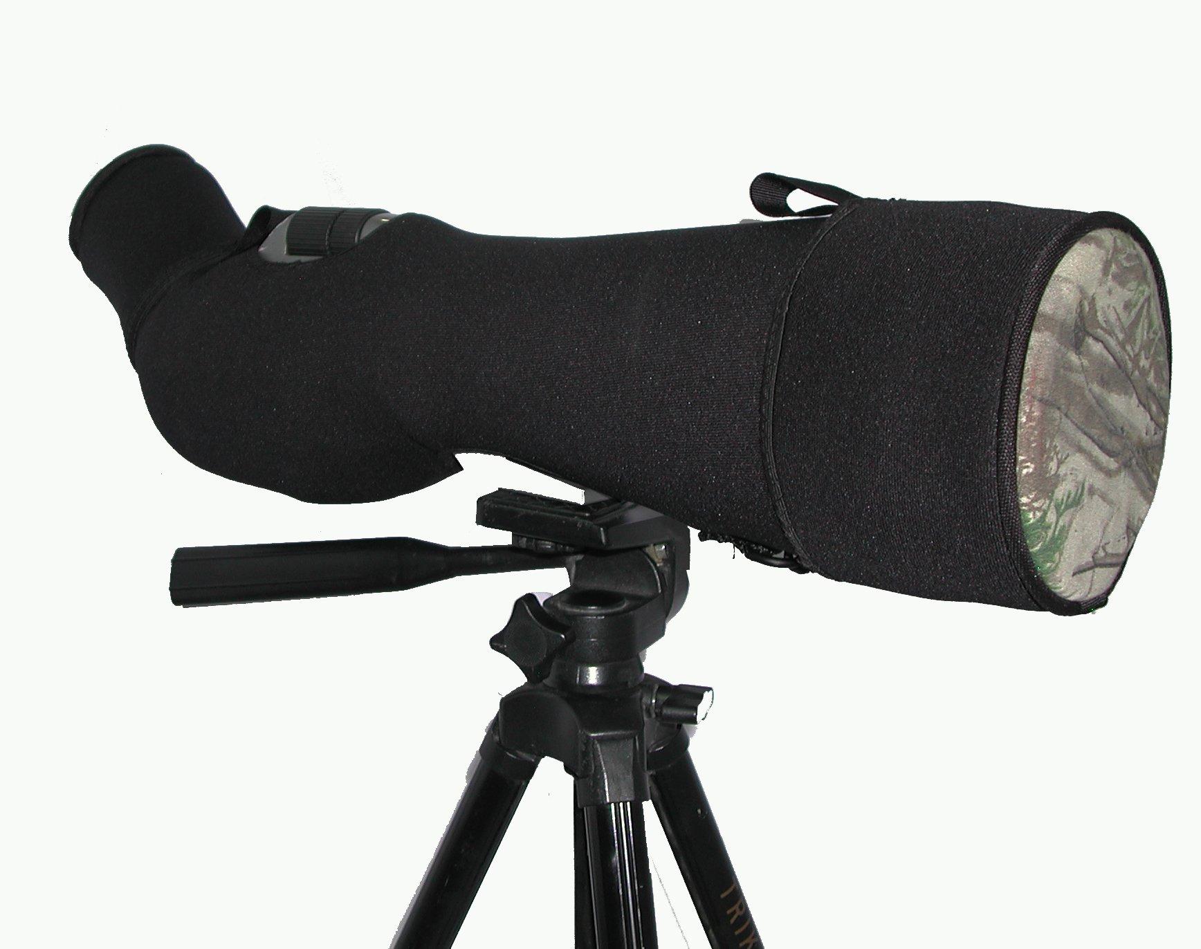 Snugfit Scope Skin Swarovski (80-mm, Angled) by Sportsman's Outdoor Products