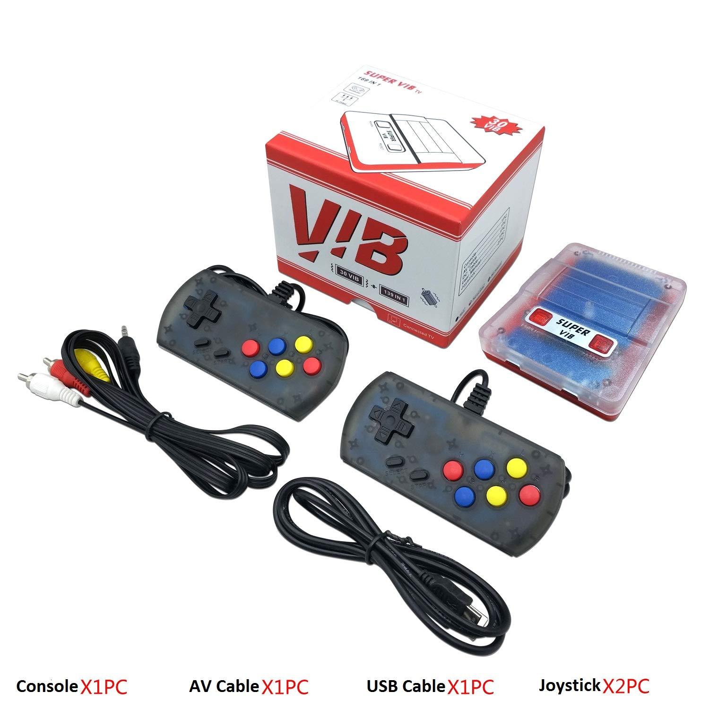 TV-Output Videojuegos Port/átil Anbernic Consolas de Juegos Port/átil Consola de Juegos Retro con 169 Juegos 30 Juegos Vibrantes Blanco