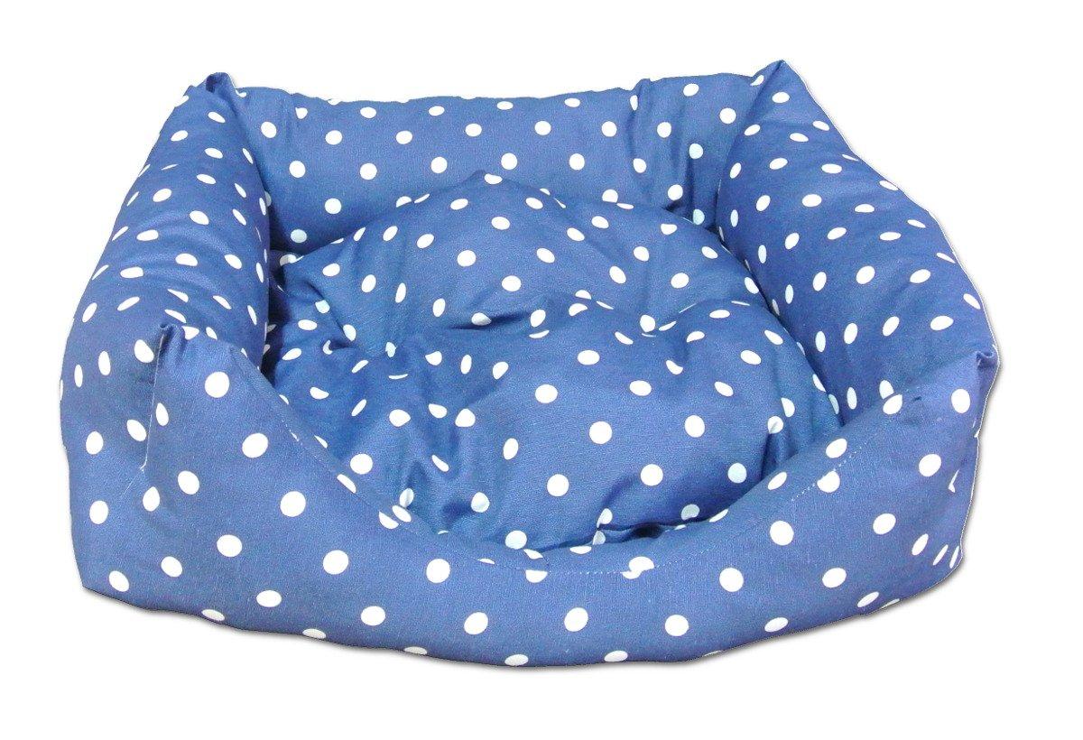 Baldiflex Materassino Cuccia Letto Cuscino per Cane e Gatto Pisolo 80X60 cm