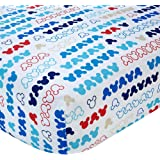 Disney Baby - Mickey Mouse - My Pal Crib Sheet