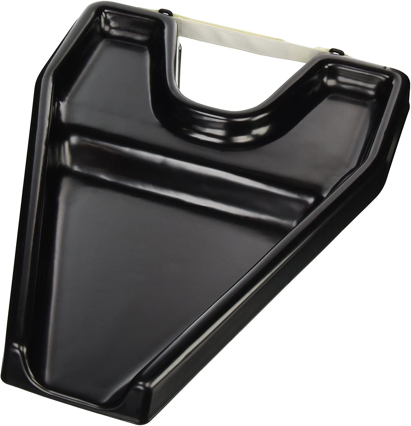 Crisnails Lavacabezas Portátil para Silla Regulable y Basculante, Bandeja Portátil, Color Negro (Negro)