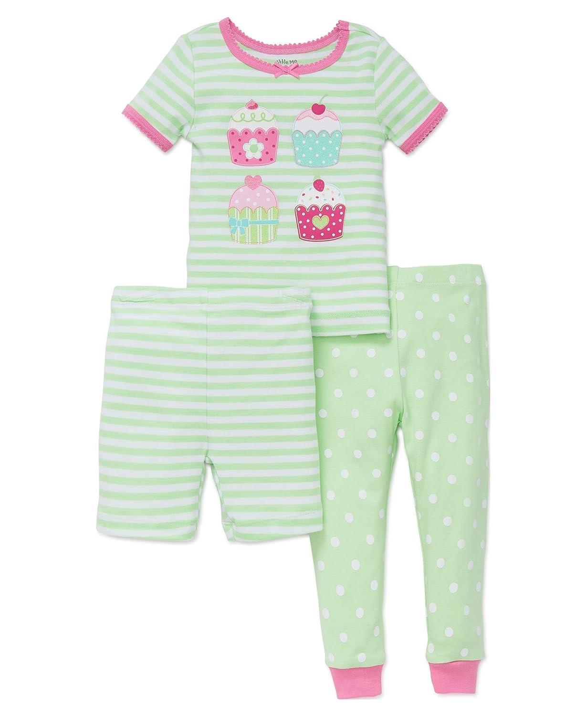 新品登場 Little Little B01M6C6BY6 Me SLEEPWEAR ベビーガールズ 18 Months グリーン/マルチ Months B01M6C6BY6, Swing Kids:4bdaee28 --- a0267596.xsph.ru