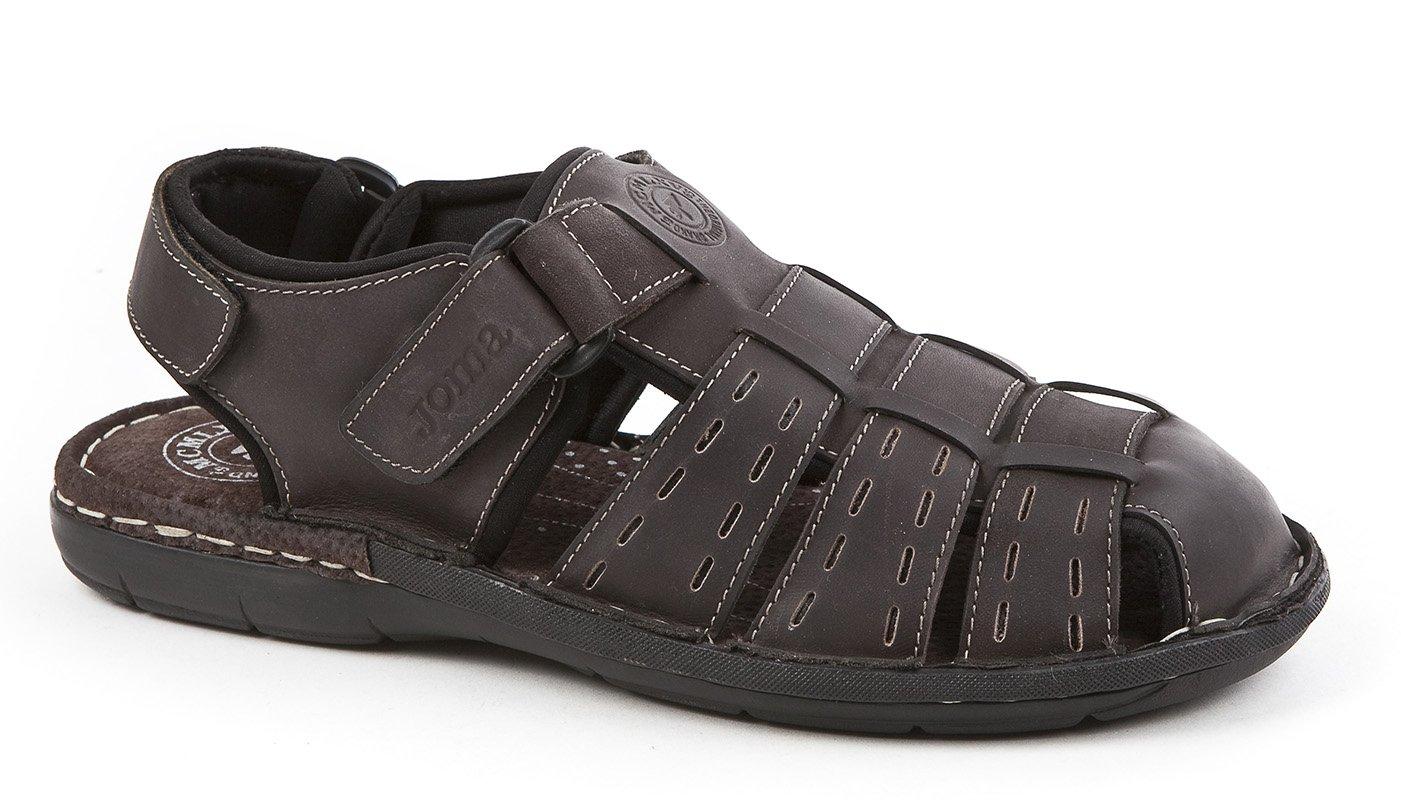 Joma S Palms 724 Sandalias S. Palma 724 Marrón Shoe Spring Summer Chanclas Piel, marrón 42|marrón