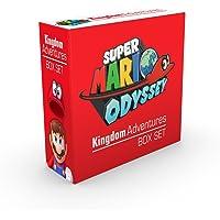 Super Mario Odyssey Kingdom Adventures Box Set