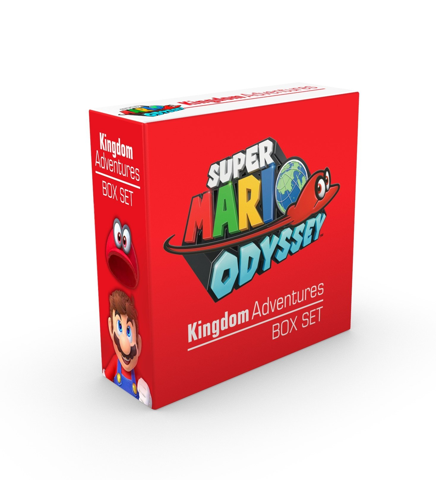 Super Mario Odyssey Kingdom Adventure [Idioma Inglés]: Amazon.es ...