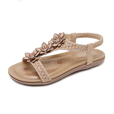 a1f37591fa1 2018 New Ethnic Bohemia Flower Rhine Cross Border Shoes