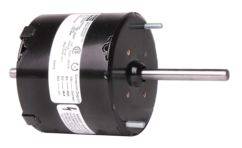 115 Volt Motor Wiring Diagram Cw - Wiring Diagrams Fasco Fan Motor Wiring Diagram on
