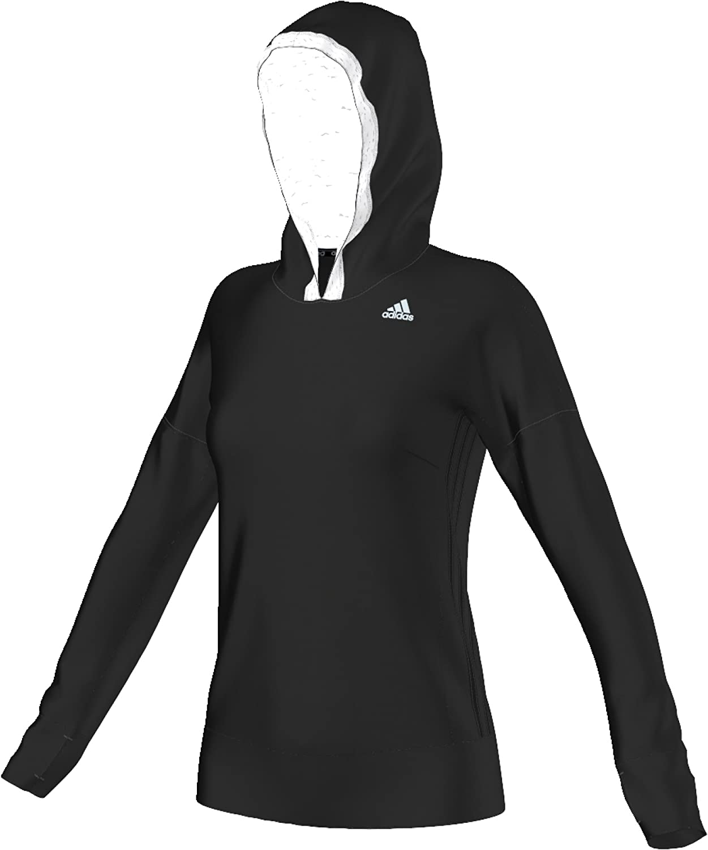 adidas Damen Kapuzenpullover Response Climawarm Astro Hoodie