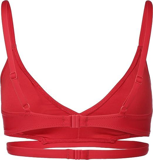 Calvin Klein Underwear Triangle W Bikini Oberteil schwarz im