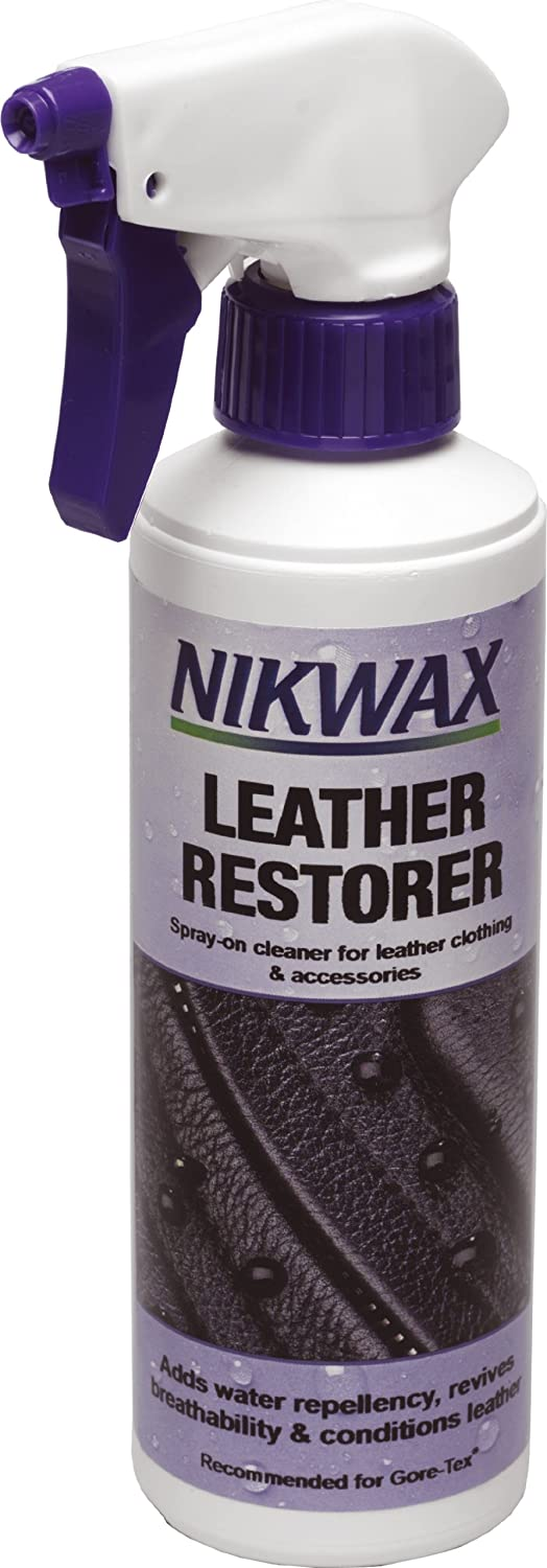 NIKWAX LEATHER RESTORER EQUIPMENT WATERPROOFING (300ML) 7713