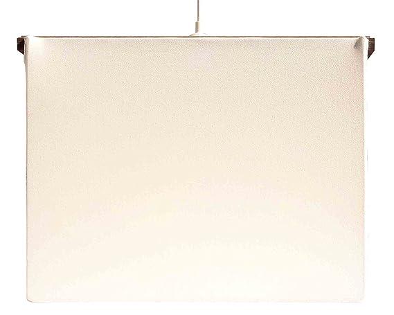 Capricci italiani lampada quadro a sospensione da soffitto avorio