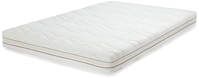 Risultati Test Materassi Altroconsumo.Amazonbasics Materasso Extra Comfort A 7 Zone In Memory Foam
