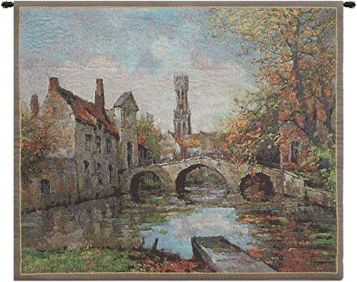 Lake of Love Small – no border Belgian Wall Art Tapestry