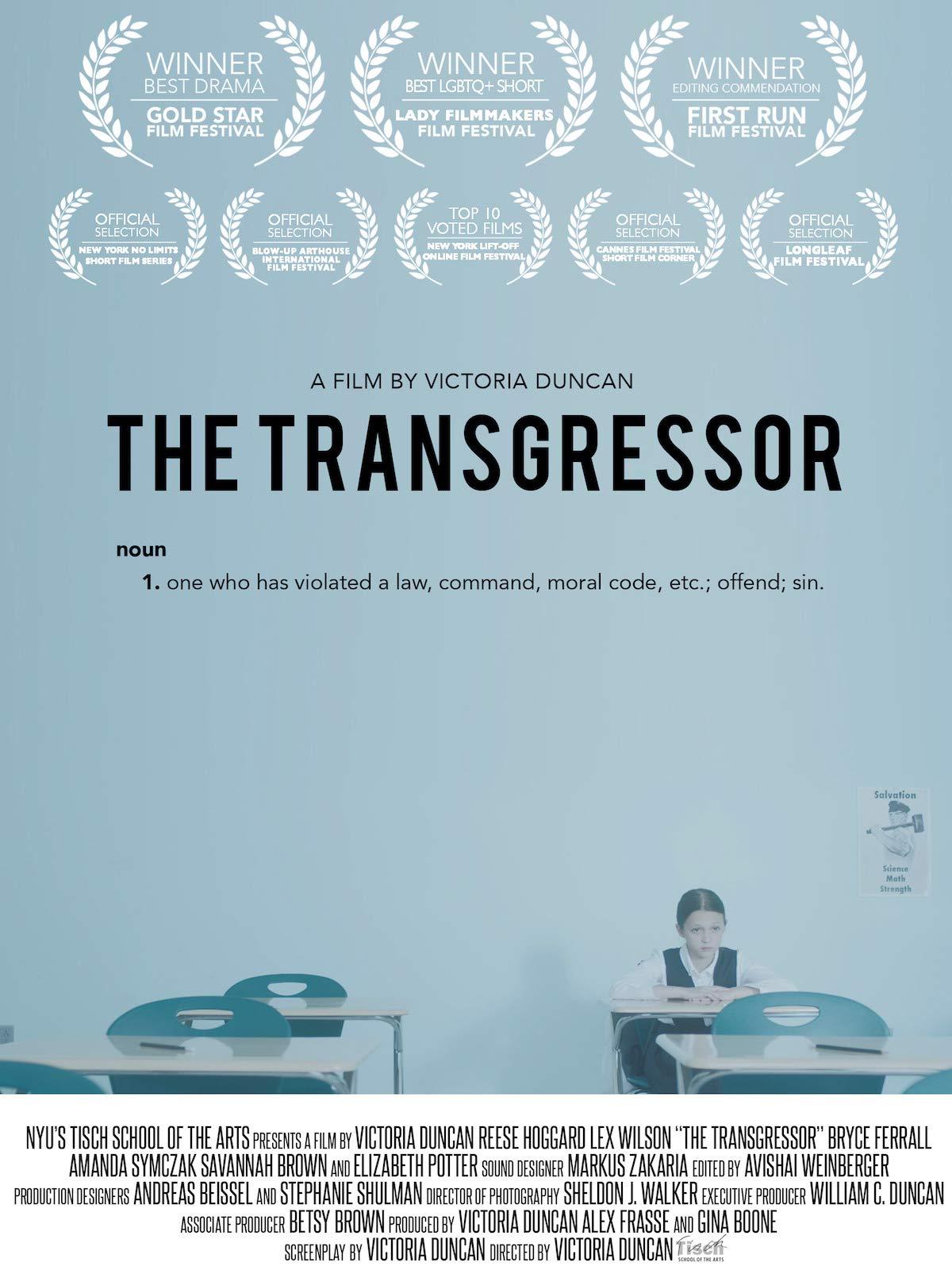 Watch The Transgressor Prime Video