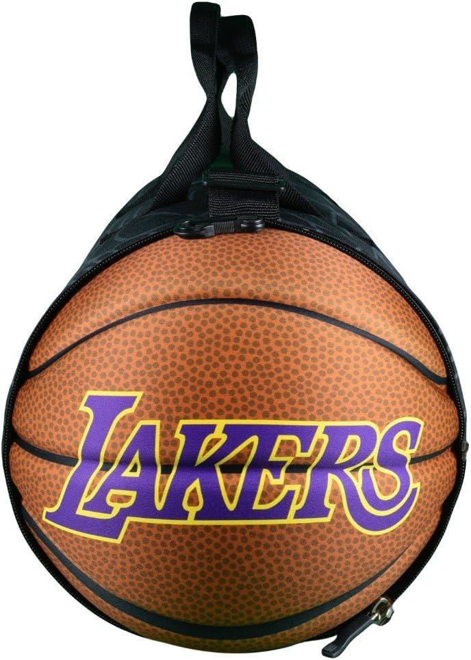 Maccabi Art licenza ufficiale NBA Los Angeles Lakers Ball to Duffel