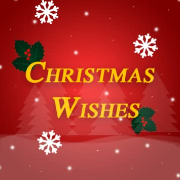 Merry Christmas Wishes 2018.Amazon Com Merry Christmas Wishes 2018 Appstore For Android