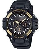 Casio Youth-Analog Analog Black Dial Men's Watch - MCW-100H-9A2VDF (AD215)