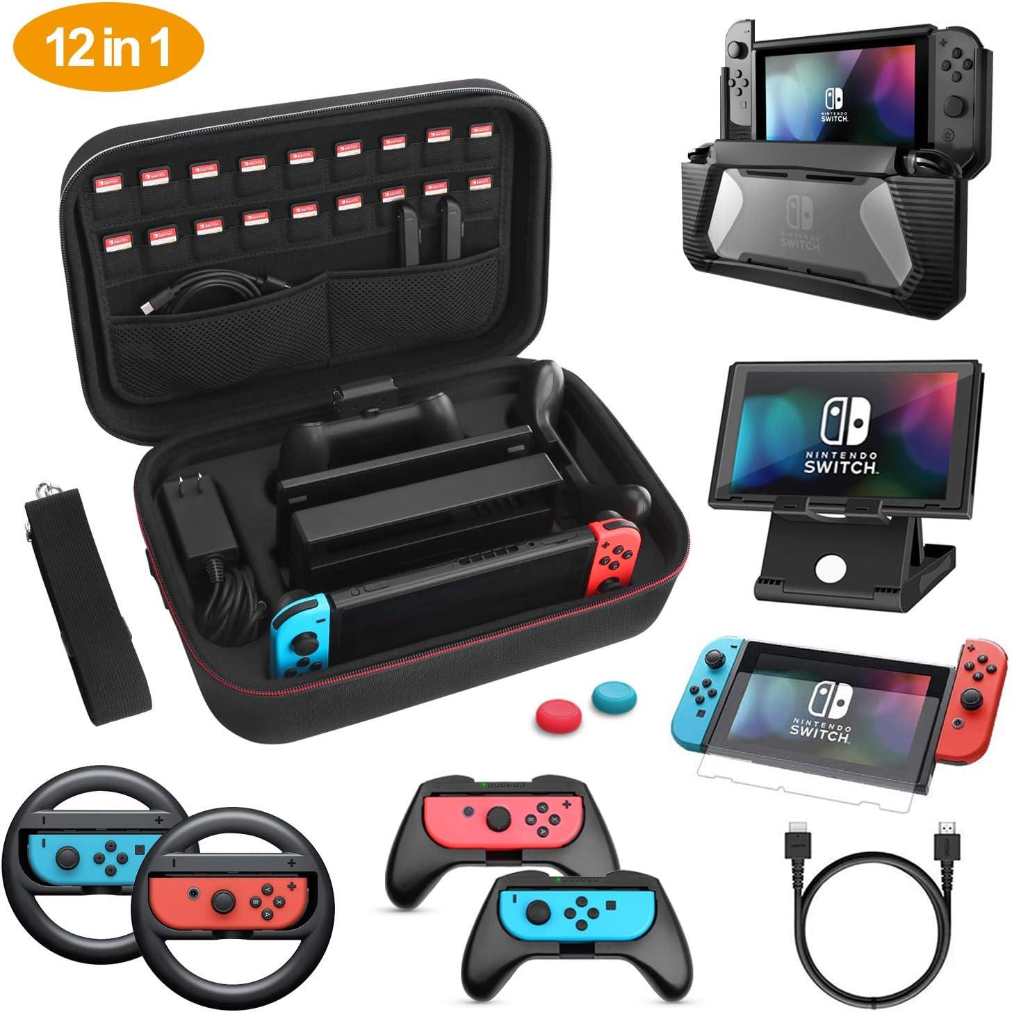 Kit Todo en 1 Nintendo Switch