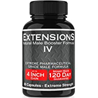 PherLuv Extensions IV Testosterone Enlargement Booster Increases Energy Mood and...
