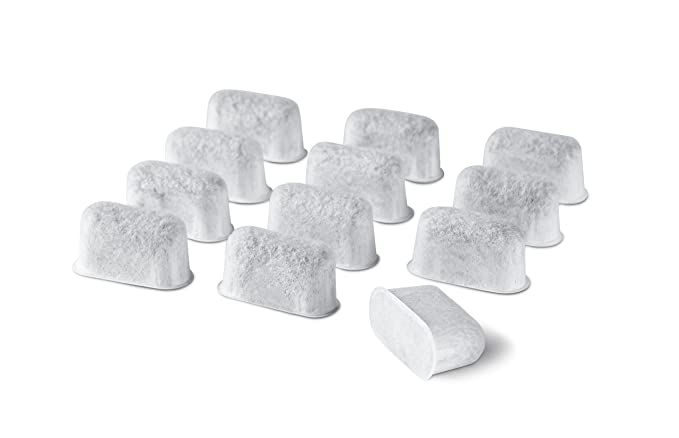 24 Pack Replacement Charcoal Water Filters for ALL Cuisinart Coffee Makers R5L6