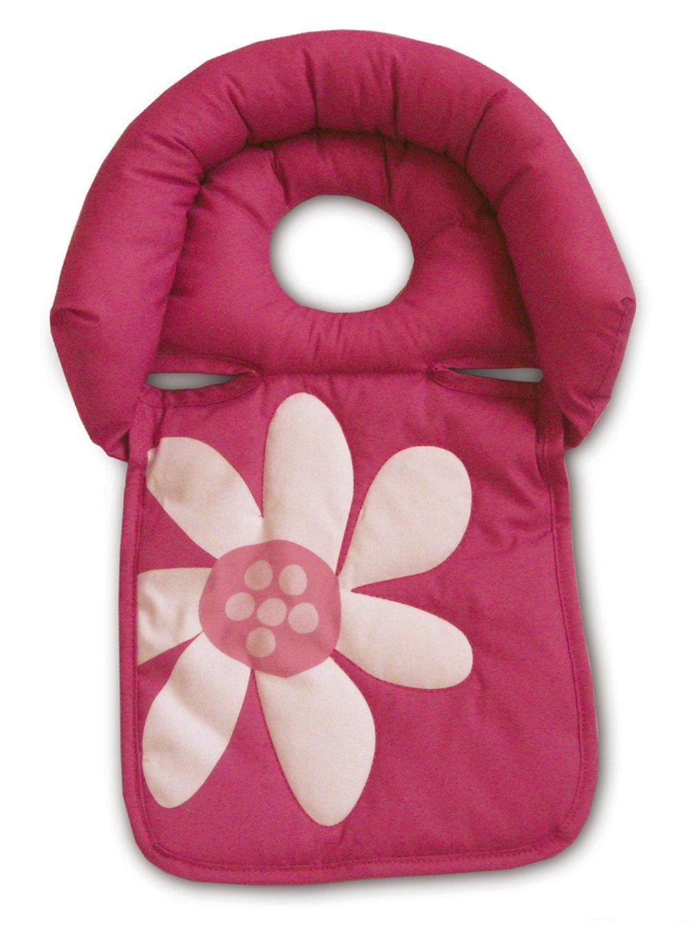 Boppy Noggin Nest Head Support, Pink Flowers The Boppy Company 4100102K6PK