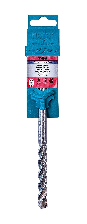 Broca para martillo trijet sds-plus di/ámetro 15 160mm Heller
