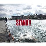 【Amazon.co.jp限定】STAND!!(初回生産限定盤A)(DVD付)(ジャケット絵柄ステッカー付)