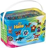 Hama 10000 Beads in Bucket 202-54 - Mix 54