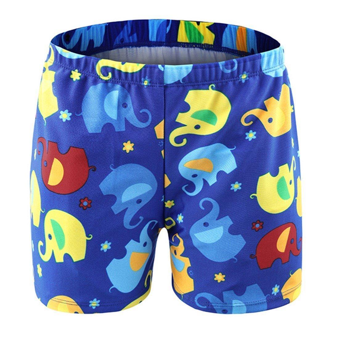Children's Swimming Trunks Outdoor Travel Beach Hot Spring Swimming Shorts Boys