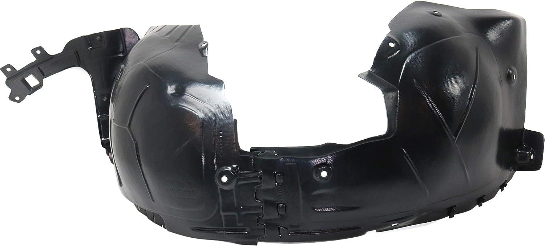 Garage-Pro Fender Liner for CHEVROLET MALIBU 13-15//MALIBU LIMITED 16-16 FRONT LH Wheelhouse Liner