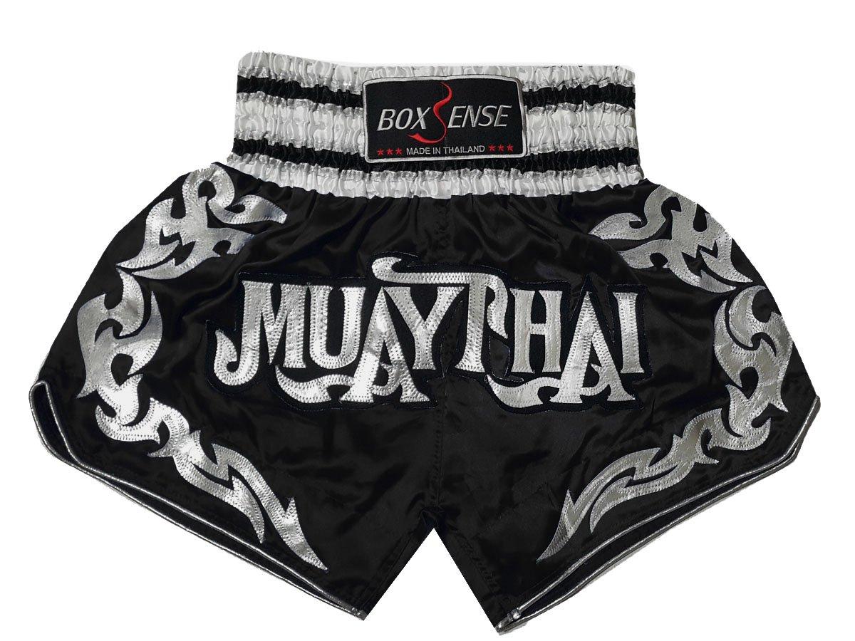 Boxsense Muay Thai Kick Boxen Hosen Shorts : BXS-076