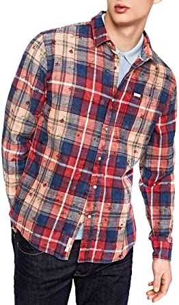 Pepe Jeans Camisa Sesame S: Amazon.es: Ropa