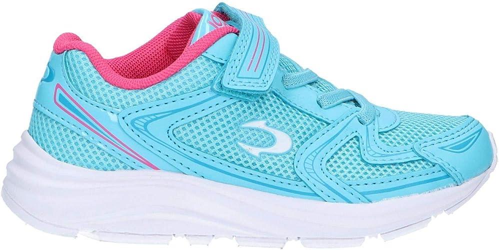 John Smith Rixon 19I Azul Turquesa Zapatillas Deportivas con Velcro para niña: Amazon.es: Zapatos y complementos