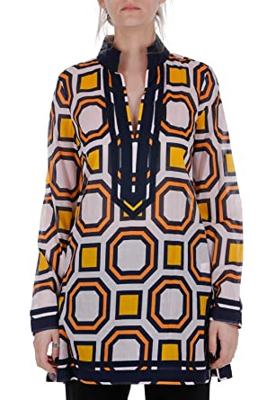 67d2c8cb06b9 Women s Tunic TORY BURCH 48684 672 Multicolor 1 I SPRING SUMMER 2018 ...