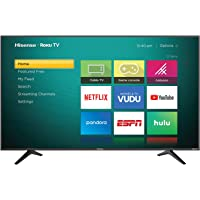 Hisense Pantalla Roku TV 55 4k 55r6000e Uhd Hdmi (Certified Refurbished/Reacondicionado)