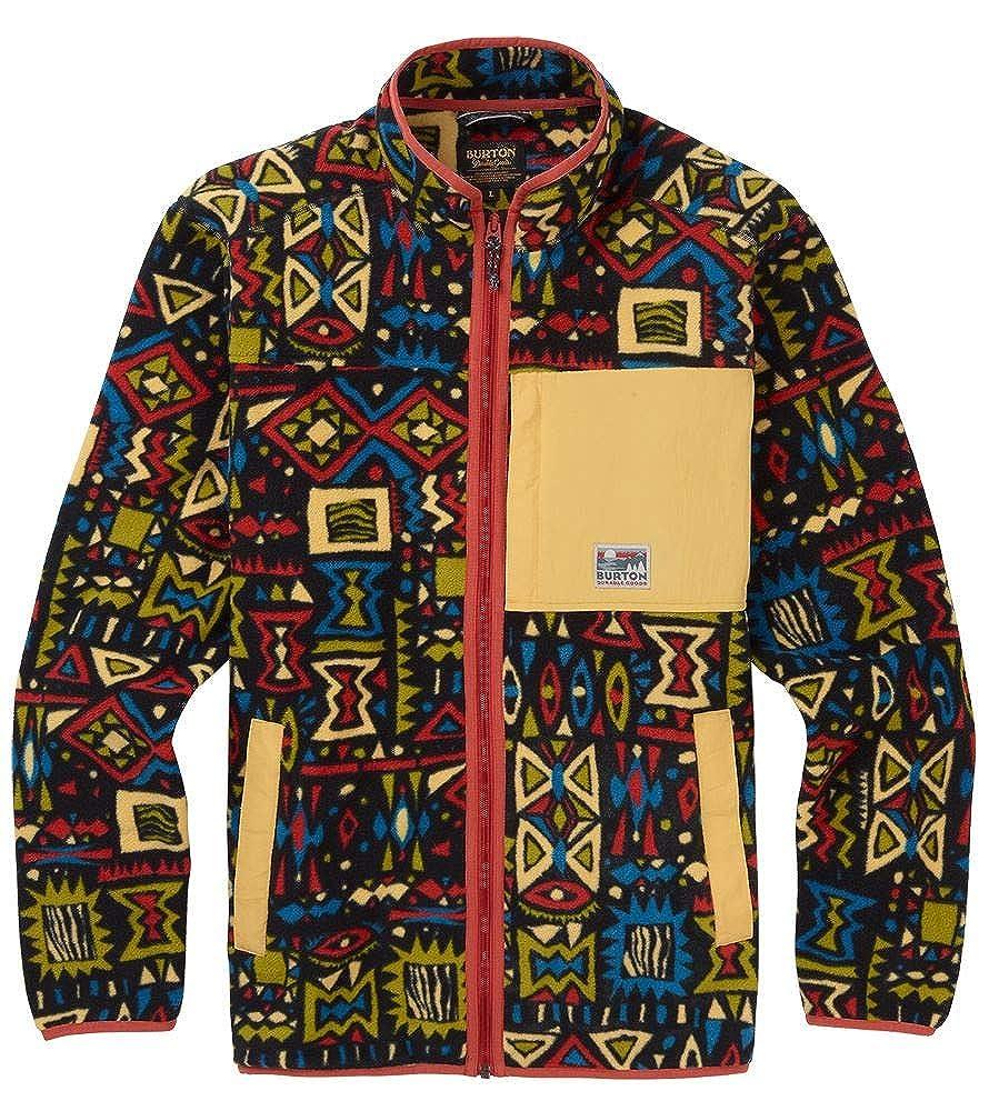Burton Hearth Full Zip Fleece: : Vêtements et