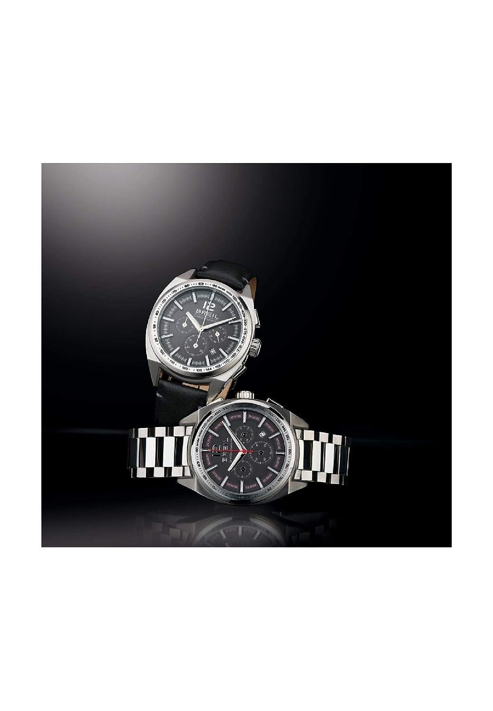 Klocka BREIL för Man Master med armband tillverkat i stål, rörelse Chrono kvarts Bracelet: Steel; Dial: Grey
