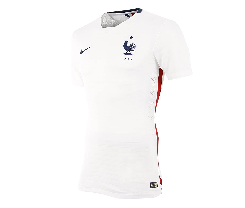 Nike Frankreich Authentic Trikot Away F105