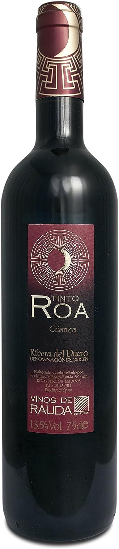 TINTO ROA CRIANZA 2016. 12 meses (Caja 6 botellas): Amazon.es ...