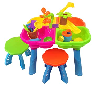 sand and water play table images galleries with a bite. Black Bedroom Furniture Sets. Home Design Ideas