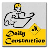 Daily construction report