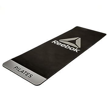 Reebok RSYG-16027 Colchoneta de Pilates, Unisex, Negro ...