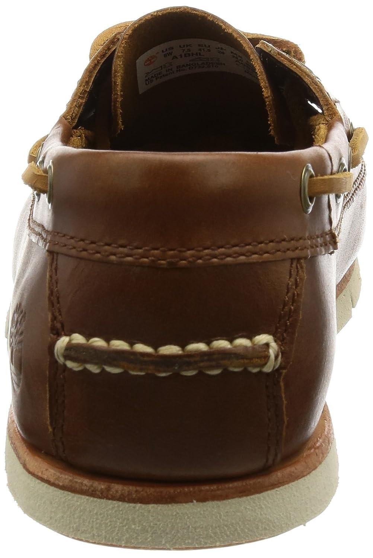 Timberland Tidelands 2 Eye CA1BHL, Zapatos del barco - 43 EU